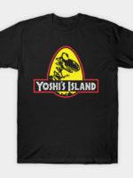 Yoshi's Island Park T-Shirt