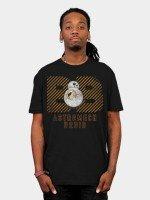 BB-8 Warning T-Shirt