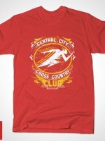 CROSS COUNTRY CLUB T-Shirt