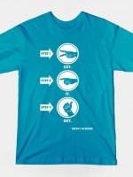 CUT IT OUT T-Shirt