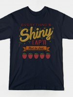 EVERYTHING'S SHINY EMBROIDERY T-Shirt