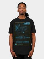 Falcon Schematics T-Shirt