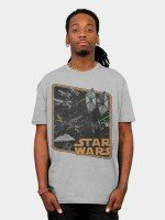 Force Awakened Ships T-Shirt