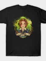 Portrait of a Skeptic T-Shirt