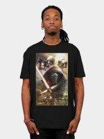 Kylo Ren Invades T-Shirt
