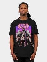 Neon Captain Phasma T-Shirt