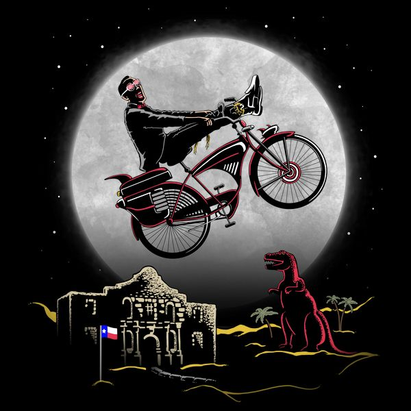 Pee Wee phone home