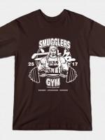 Smugglers Gym T-Shirt