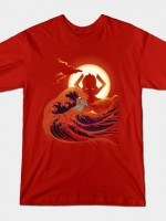 SURFING WITH THE ALIEN T-Shirt