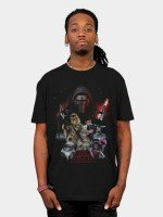 Star Wars: The Force Awakens T-Shirt