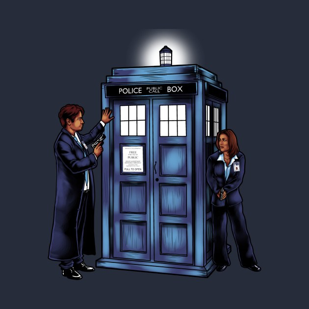 THE AGENTS HAVE THE PHONE BOX