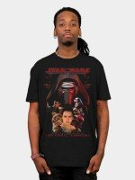 The Force Awakens T-Shirt