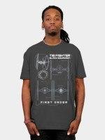 Tie Fighter Black Squadron T-Shirt
