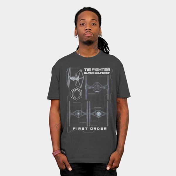 Tie Fighter Black Squadron