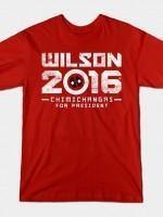 WILSON 2016 T-Shirt
