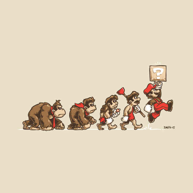 8-Bit Evolution