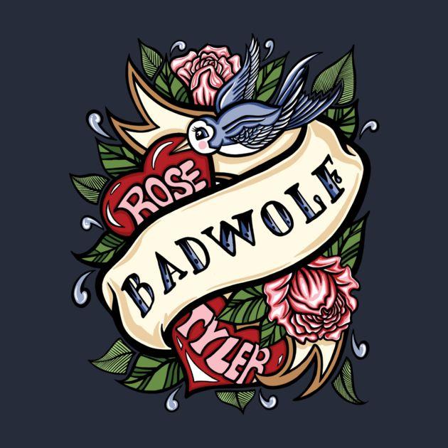 BADWOLF TATTOO