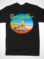 BREAKING BART T-Shirt