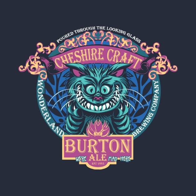 CHESHIRE CRAFT BURTON ALE