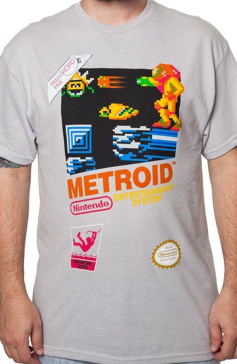Cartridge Metroid