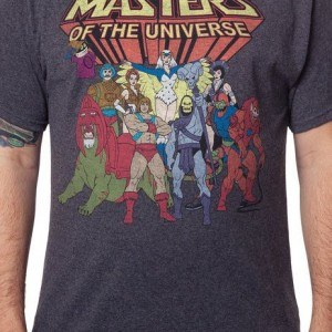 Characters Masters of the Universe