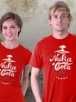Drink Nuka Cola T-Shirt