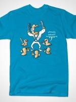 EARTHWORMS WAR T-Shirt