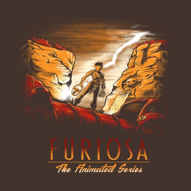 FURIOSA THE ANIMATED SERIES