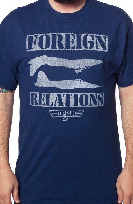 Foreign Relations Top Gun