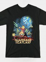 GUARDIANS OR THE CATLAXY T-Shirt