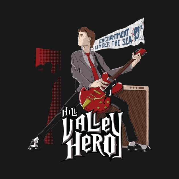 HILL VALLEY HERO