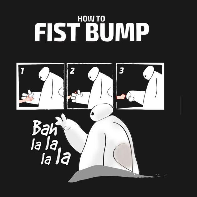 HOW TO FISTBUMP