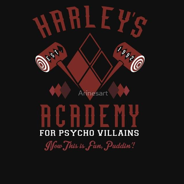 Harley's Academy