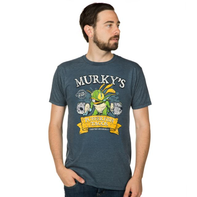 Heroes of the Storm Murky's Pufferfish Tacos