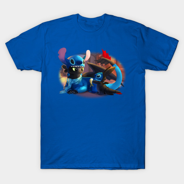 Stitch/Toothless T-Shirt
