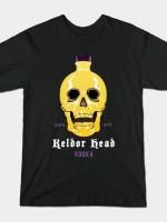 KELDOR HEAD VODKA T-Shirt