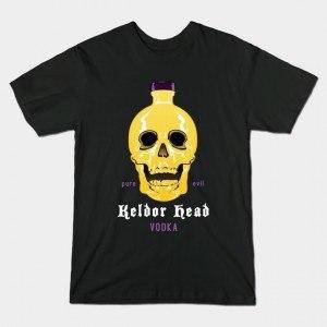 KELDOR HEAD VODKA