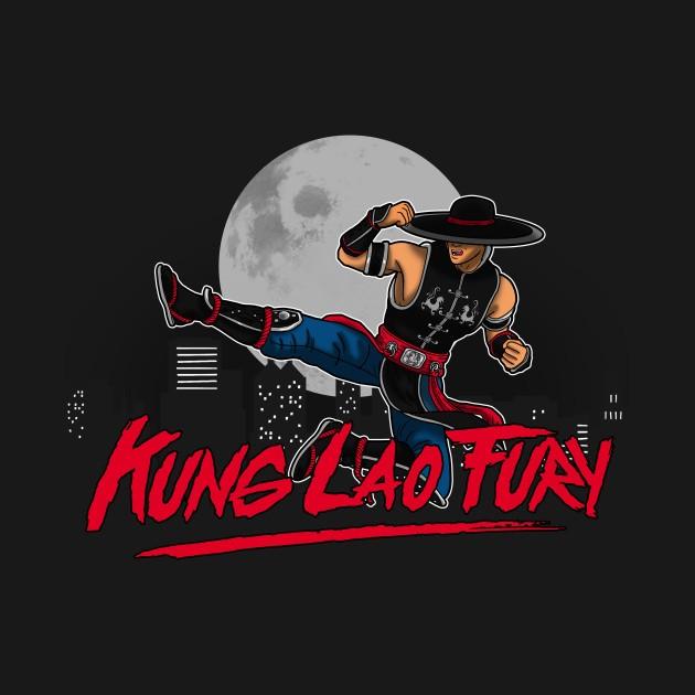 KUNG LAO FURY