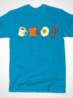 LET'S ALL GO AND HAVE BREAKFAST T-Shirt