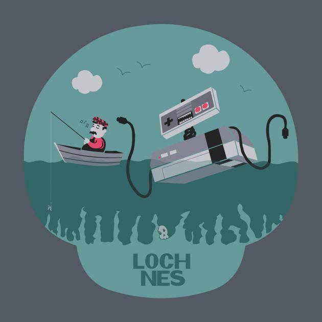 LOCH NES
