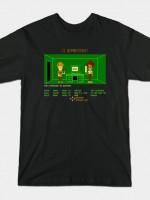 Maniac IT Department T-Shirt