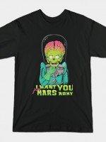 Mars Recruitment T-Shirt