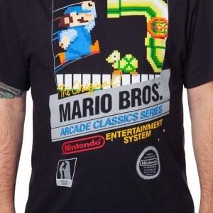 Original Mario Bros Cartridge