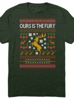 Ours is the Holiday T-Shirt