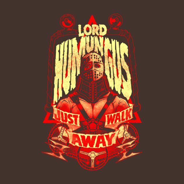ROAD WARRIOR: LORD HUMUNGUS