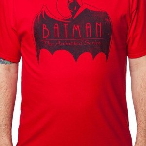 Red Cape Batman The Animated Series