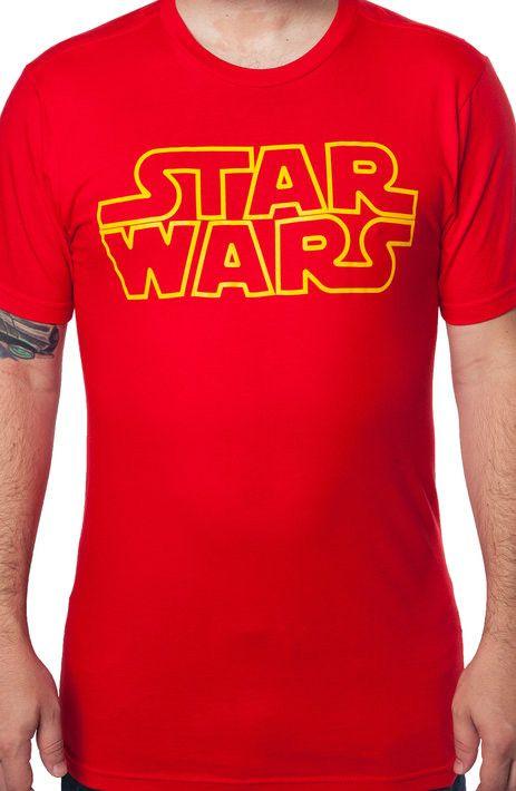 Red Star Wars Logo
