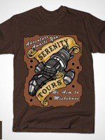 SERENITY TOURS T-Shirt