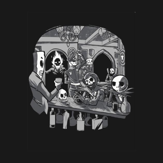Skull's Inn