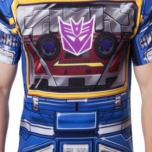 Sublimation Soundwave Costume